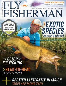 Fly Fisherman – February-March 2021