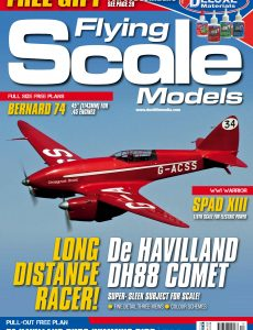 Flying Scale Models – Issue 253 – December 2020