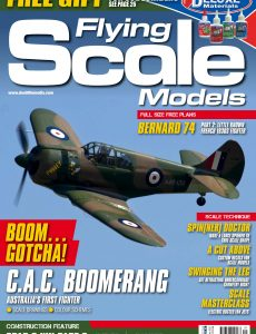 Flying Scale Models – Issue 254 – January 2021