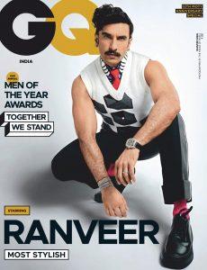 GQ India – December 2020