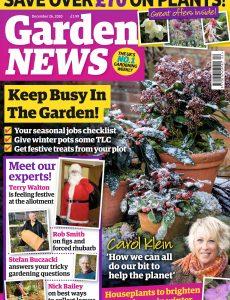 Garden News – 22 December 2020