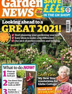 Garden News – 29 December 2020