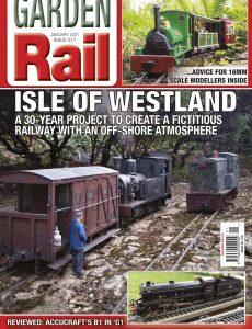 Garden Rail – Issue 317 – January 2021
