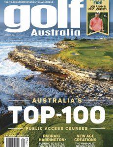 Golf Australia – January 2021