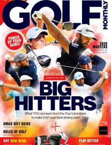 Golf Monthly UK – January 2021