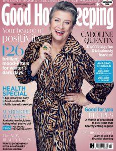 Good Housekeeping UK – February 2021