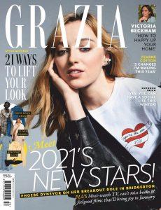 Grazia UK – 11 January 2021