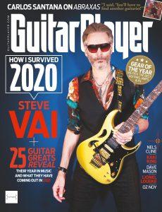 Guitar Player – January 2021
