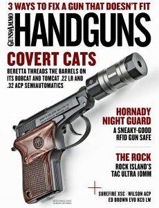 Handguns – February-March 2021