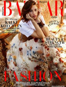 Harper's Bazaar India – November-December 2020