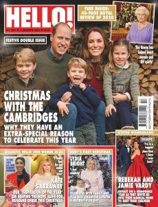 Hello! Magazine UK – 04 January 2021