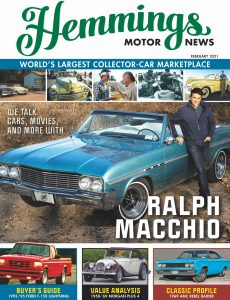 Hemmings Motor News – February 2021