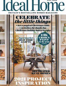Ideal Home UK – January 2021