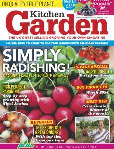 Kitchen Garden – February 2021