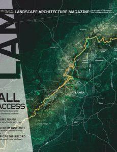 Landscape Architecture Magazine USA – January 2021