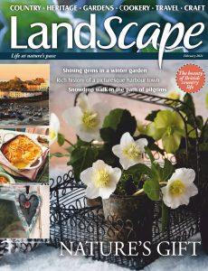 Landscape UK – February 2021