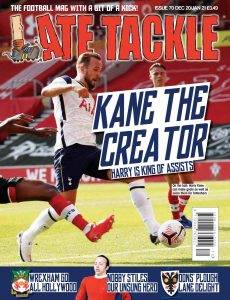 Late Tackle Football – 08 December 2020