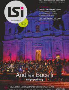 Light & Sound International – December 2020