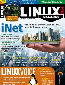 Linux Magazine USA – Issue 243, February 2021