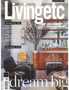 Living Etc UK – January 2021
