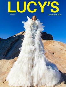 Lucy's Magazine – Volume 59 December 2020