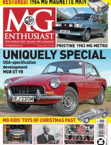 MG Enthusiast – January 2021