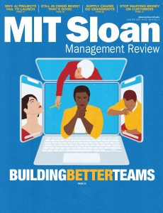 MIT Sloan Management Review – Winter 2021