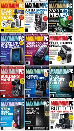 Maximum PC – Full Year 2020 Issues Collection