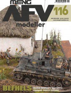 Meng AFV Modeller – Issue 116 – January-February 2021