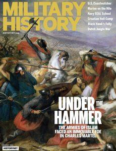 Military History – January 2021