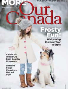 More of Our Canada – January 2021