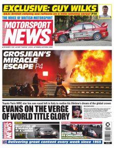 Motorsport News – December 03, 2020