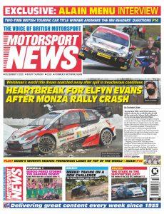 Motorsport News – December 10, 2020