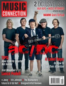 Music Connection – January 2021
