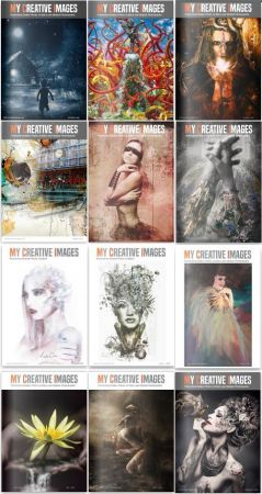 My Creative Images – Full Year 2020 Issues Collection