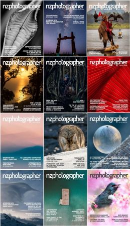 NZPhotographer – Full Year 2020 Issues Collection
