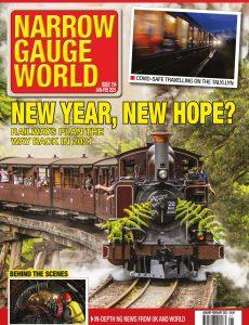 Narrow Gauge World – Issue 154 – January-February 2021