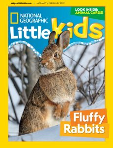 National Geographic Little Kids – January-February 2021