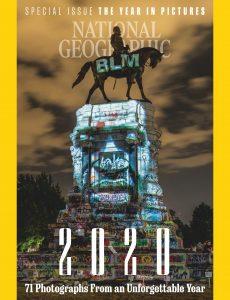 National Geographic USA – January 2021