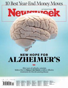 Newsweek International – 18 December 2020