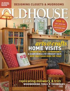 Old House Journal – January 2021