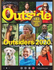 Outside USA – December 2020