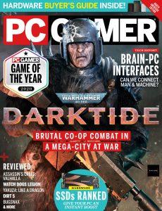 PC Gamer USA – February 2021