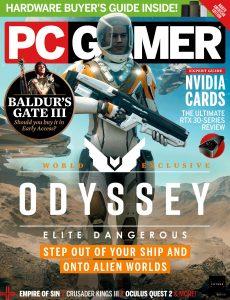 PC Gamer USA – January 2021