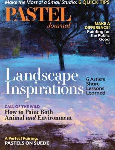 Pastel Journal – February 2021