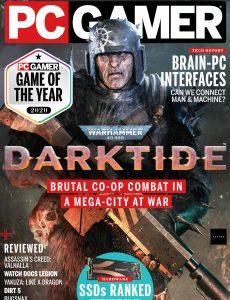 Pc Gamer UK – Issue 352, January 2021