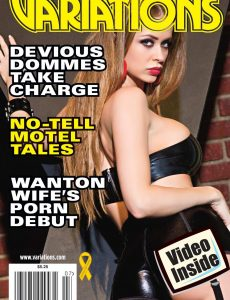 Penthouse Variations – July 2013