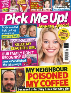 Pick Me Up! Special – 01 January 2021