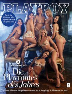 Playboy Germany – Januar 2021