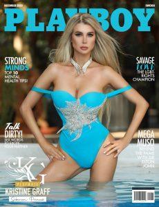 Playboy Sweden – December 2020